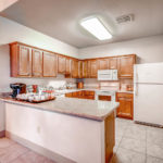 Residential Village Townhome Kitchen